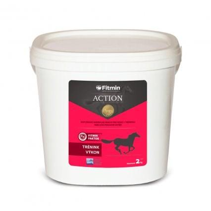 Fitmin Action doplňkové minerální krmivo pro koně 20 kg - 2kg