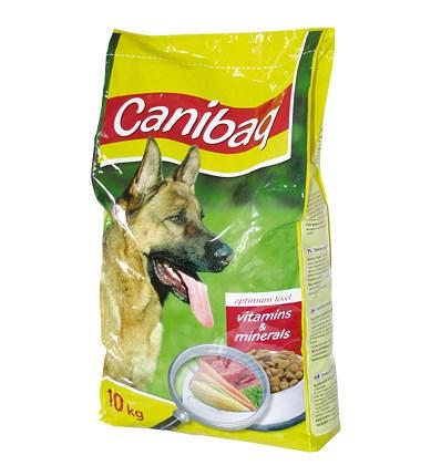 CANIBAQ croquetas - 10kg