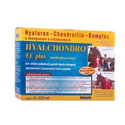 HYALCHONDRO EC PLUS PRO KONĚ 2X225ML