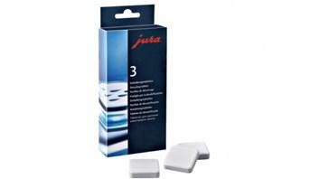 JURA Dekalcifikační tablety 9 ks