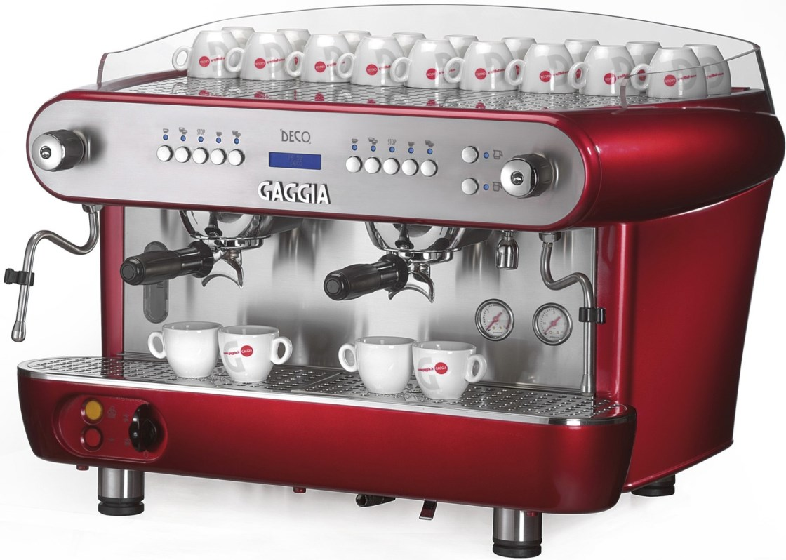 Gaggia Deco D 2 groups