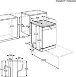 AEG Mastery FFB52910ZW