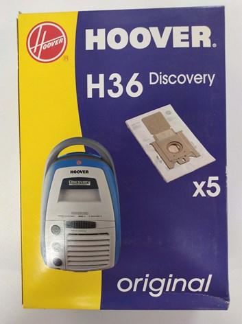 Hoover H36 sáčky do vysavače