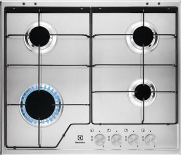 Electrolux 600 PRO SpeedBurner KGS6424SX