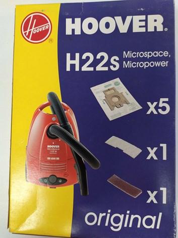 Hoover H22S sáčky do vysavače