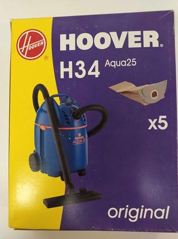 Hoover H34 sáčky do vysavače