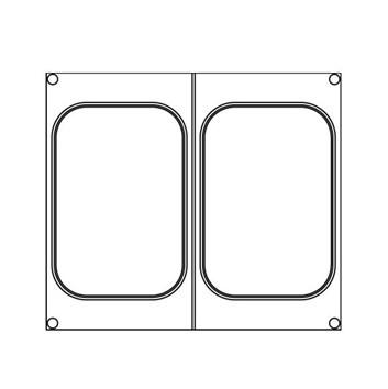 SP-13N Náhradní deska do svářečky podnosů