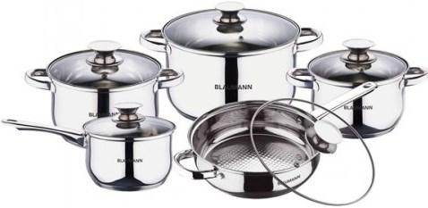 Blaumann sada nádobí Jumbo Gourmet Line, 10 dílů
