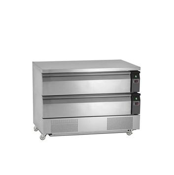 Tefcold UD2-3-P - chladicí/mrazicí stůl