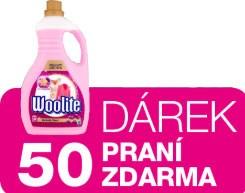 Zdarma Woolite Delicate prací gel 3l (50 praní) v hodnotě 399 kč