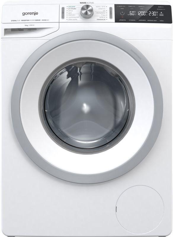 Gorenje W2A824 + 45 praní zdarma
