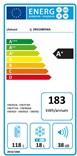 Zanussi ZRG15805WA energ