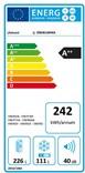 ZANUSSI ZRB36104WA energ