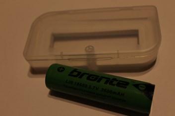 Baterie Bronte 18650