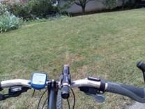 LED svítilna Bronte X03 na kole