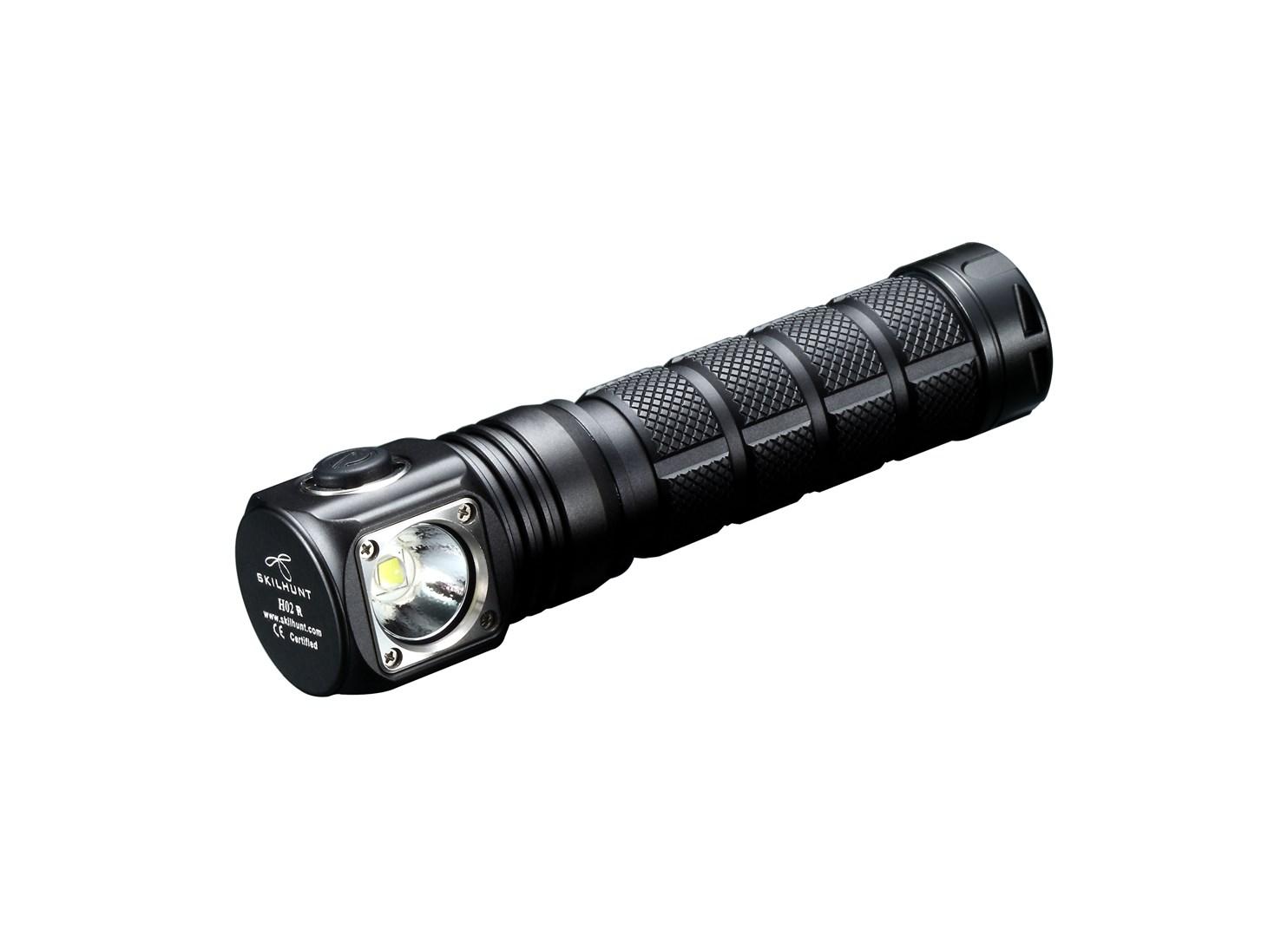 LED čelovka Skilhunt H02R
