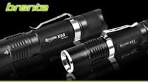 LED svítilna Bronte X03