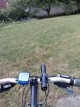 LED svítilna Bronte RA20 na kole