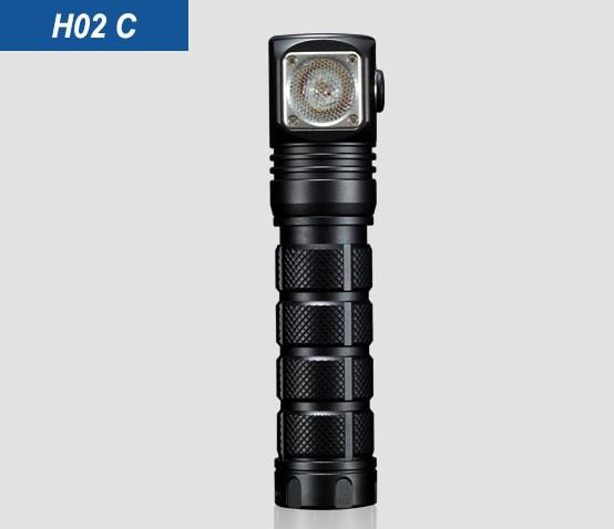 LED čelovka Skilhunt H02C