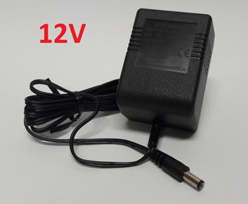 Baterie a nabíječky 12V