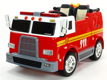 Policejní, hasičcké vozy a zdravotní vozy