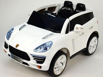 Dětské elektrické autíčko SUV Kajen  bílá