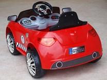 Dětské el. autíčko s RC a ovládací tyčí
