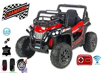 Dětská buggy Champion Speed 500  , červená