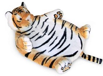 Plyšový pelíšek  tygr hnědý