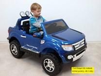 Licenční džíp Ford Ranger LUX s DO černá