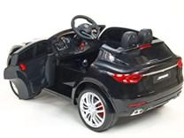 Dětské elektrické auto SUV 4x4(náhon všech 4kol) Maseratspeed s 2,4G dálkovým ovládáním  HL218.černá