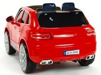 Dětské elektrické autíčko SUV Kajene Sport NEW s 2.4G DO červená