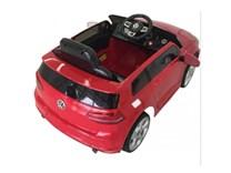 Dětské elektrické autíčko licenční VW Golf GTI