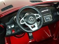 Dětské elektrické autíčko pro 2 děti , Mercedes GLS63 , náhon  4x4 , HL228.red