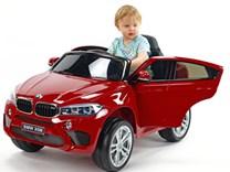 Dětské elektrické autíčko  SUV BMW X6M jednomístné