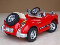 Luxusní sportovní elektrické autíčko
