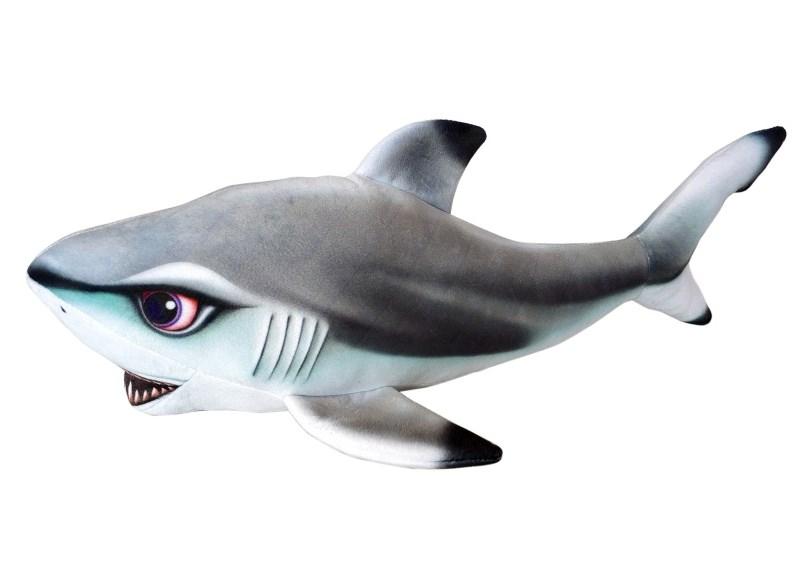 Plyšový žralok šedý