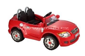 Dětské autíčko pro 2 děti s rádiem GB15FM SLOŽENÉ