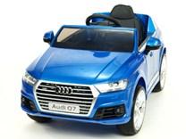 Dětské elektrické auto Audi Q7 s 2,4G DO - HL159NEW.blue