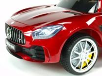 Elektrické auto Mercedes-AMG GT R červená