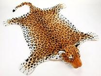 Plyšová předložka - gepard - M