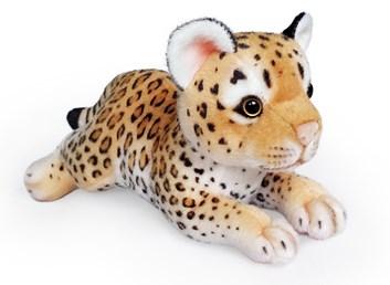 Plyšový  leopard plazící