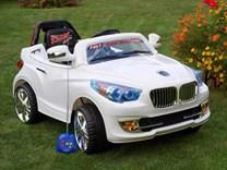 Elektrické autíčko sportovní cabrio  červená (kopie)
