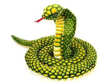 Plyšový had Cobra