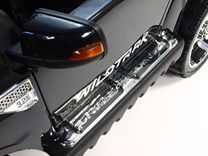 Licenční džíp Ford Ranger LUX s DO - 9946lux.black