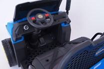 Dětské elektrické farmářské  auto  s 2,4G DO - modré