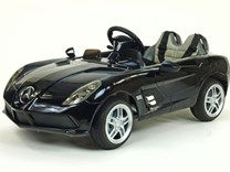 Dětské el. autíčko Mercedes-Benz SLR Mc Laren Stirling Moss s 2.4G bluetooth DO
