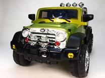 Dětský elektrický džíp Reback - JJ235.green