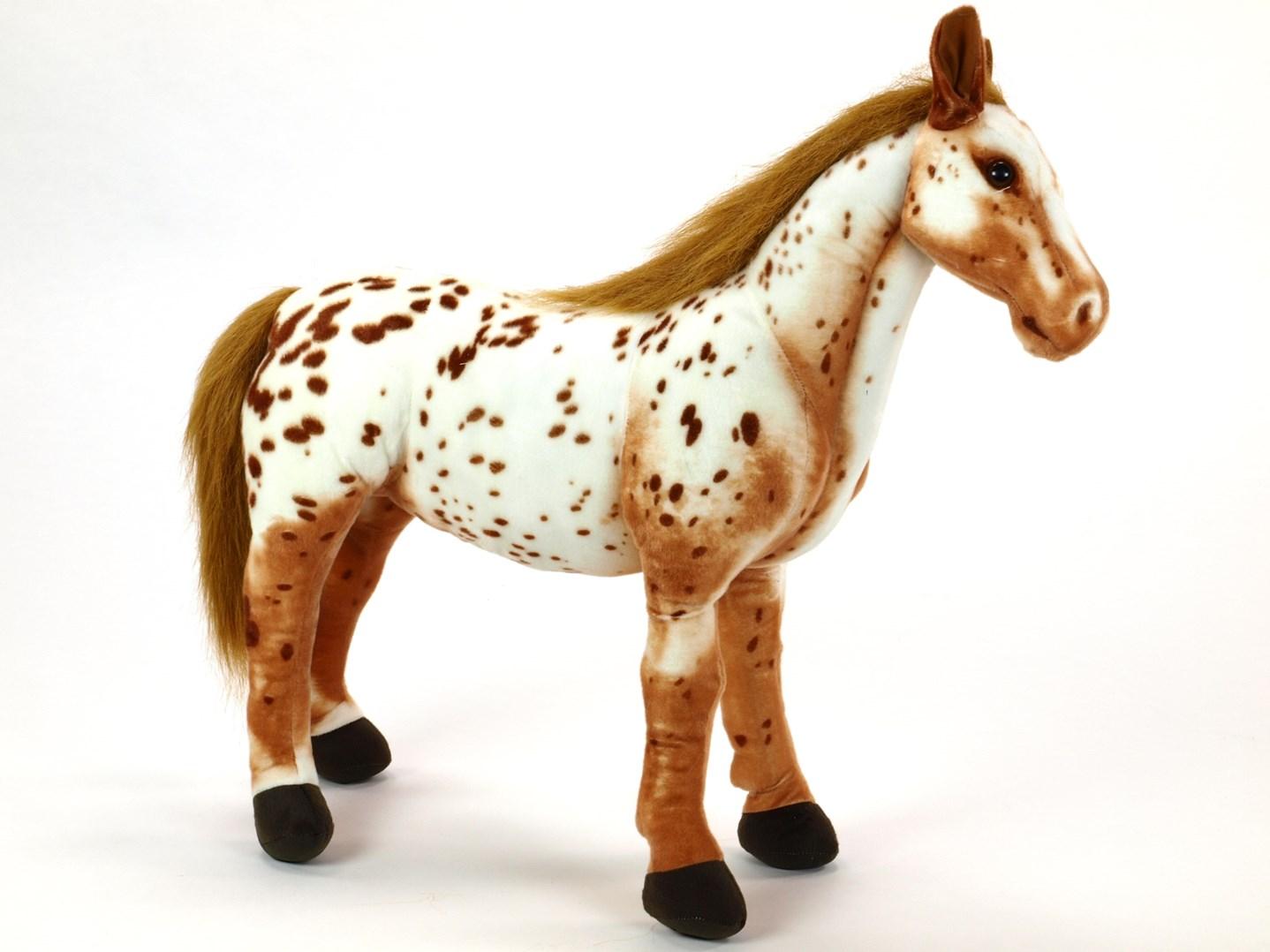 Plyšový kůň Appaloosa - H94LA