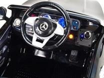 Dětské el. autíčko licenční Mercedes Benz S63 AMG